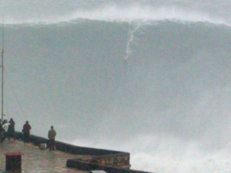 Surfer Potentially Breaks World Record… After Saving Friend's Life