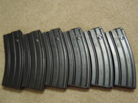 'High-Capacity' Magazines: Get 'em While They're Cheap