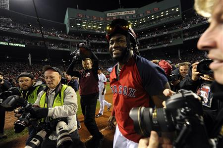 Red Sox until Retirement: David Ortiz Signs Extension