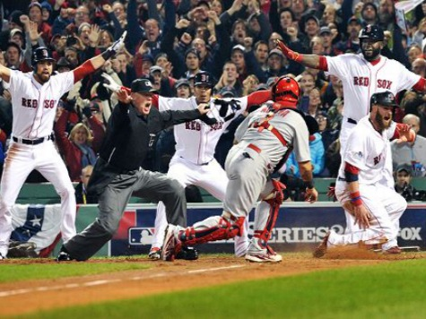 Home Sweet Home: Red Sox Clinch First World Series at Fenway Since 1918