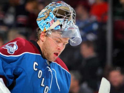 Report: Girlfriend Alleges Avs Goalie Laughed While Beating Her
