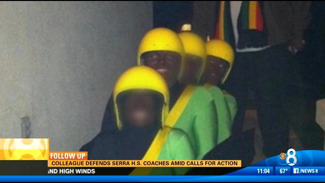 San Diego HS Coaches Suspended for Blackface