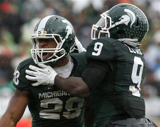Sparty Pounds Michigan 29-6