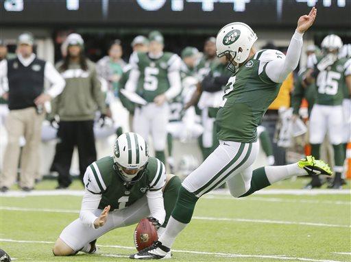Jets Squeak Past Saints 26-20
