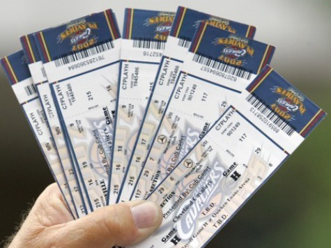 GOP Michigan Lawmaker Wants to Legalize Ticket Scalping