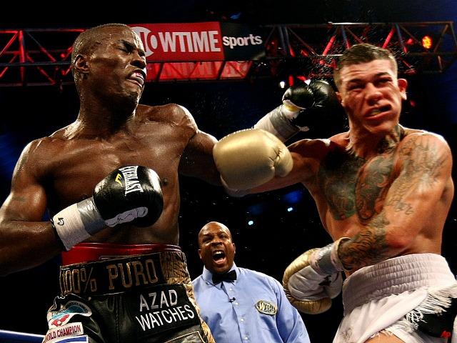 Boxing Proves Media Targeting of NFL All Politics