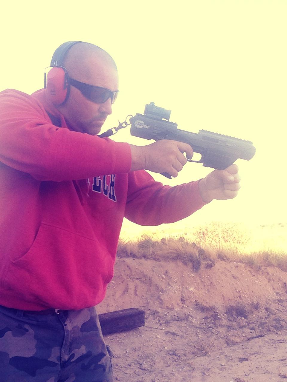 Sig Sauer ACP Turns Semi-Auto Handguns into Carbines