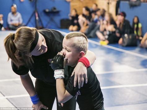 Children's MMA Growing in Popularity