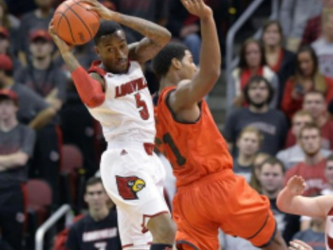 Louisville's Kevin Ware Returns from Gruesome Injury