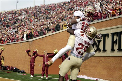 Winston, Defense Lead No. 3 FSU Past Wake, 59-3