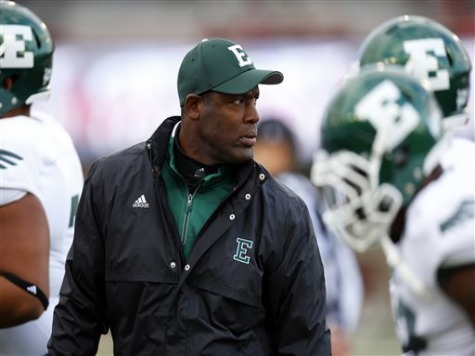 Eastern Michigan Coach Fired After Inappropriate Language Used Against Team
