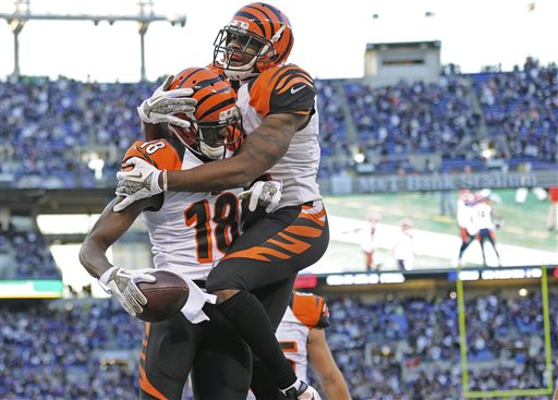 Ravens Beat Cincy After Bengals Send Game into OT on Hail Mary