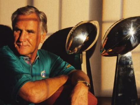 Don Shula Says Incognito Signing 'Backfired' on Dolphins: 'You Win with Good People'
