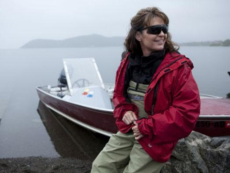 Survey: Palin Generates Beaucoup Bucks for Alaska Annually, Rivaling Revenue Generated by Sports Franchises