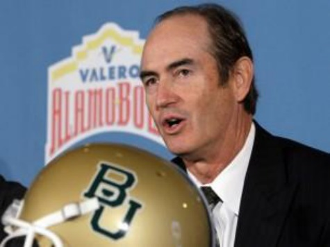 Baylor Gives Art Briles 10-Year Extension