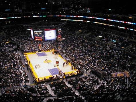 Lakers 320-Game Sellout Streak at Home Ends