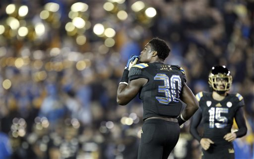 UCLA LB Jack Scores 4 Rushing TDs, Leads No. 13 UCLA Past Washington