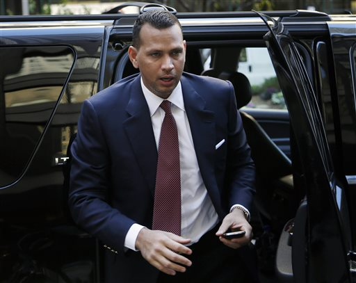 A-Rod's Lawyers Rest Case at Grievance Hearing