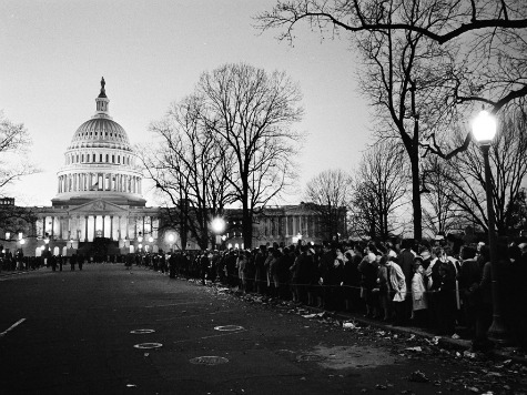 Some Redskins Players Joined JFK Mourners at Capitol After Playing Game in Philadelphia