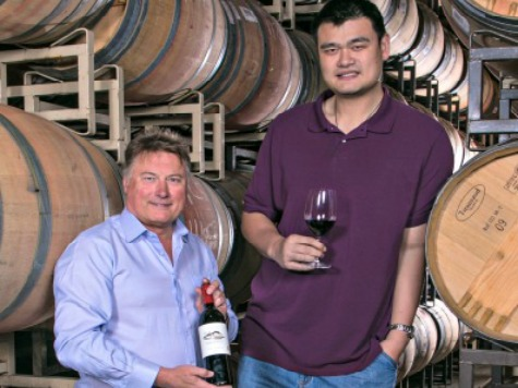 Yao Ming's Wines Get Top Grade