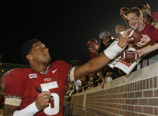 Heisman Voters Willing to Consider Winston Despite Rape Accusation