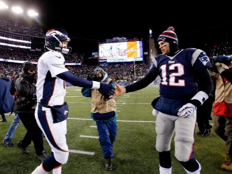 Are You Ready for Some Football? Manning-Brady Highlights NFL Action