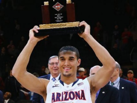Arizona No. 1 in AP College Basketball Poll
