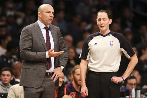 NBA Fines Kidd $50K for Spilling Drink on Court to Get Timeout