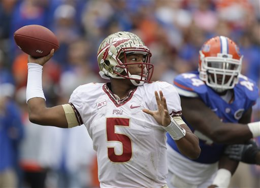 Florida State, Ohio State Take Top Two BCS Spots