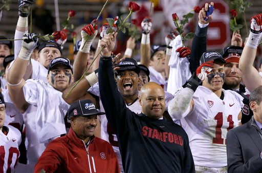 Pac-12 Champs: Stanford to Second Straight Rose Bowl
