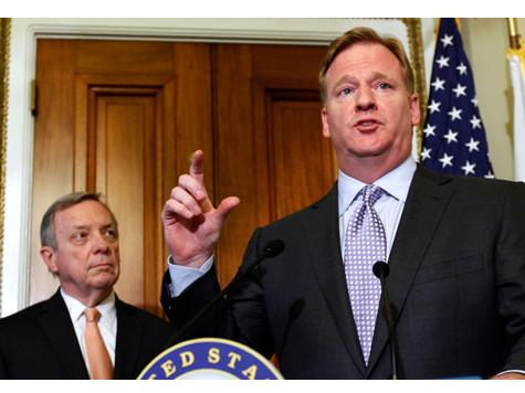 Battle over NFL's Tax-Exempt Status Focuses Attention on Sports Crony Capitalism