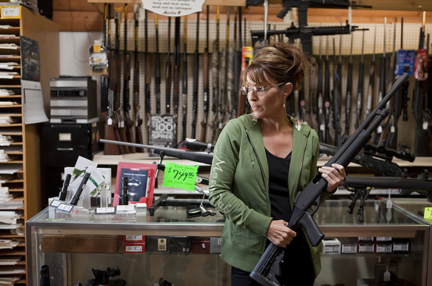 Sarah Palin on Sportsman Channel Show: 'Prepared to Be Amazed'
