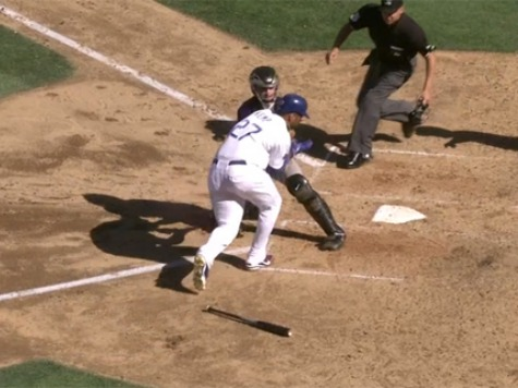 MLB Cracks Down on Home-Plate Collisions