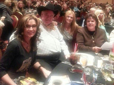 Sarah Palin Highlights Fund To Help Injured Rodeo Athletes
