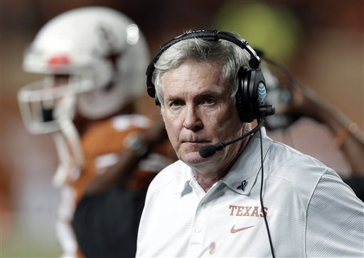 Report: Texas Most Valuable College Football Team