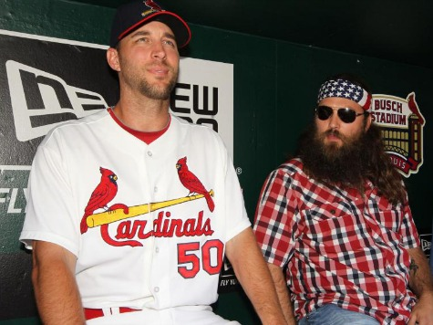 'Duck Dynasty' Favorite Show of MLB Players