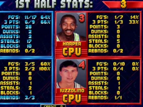 Reporter Finally Meets Obscure 'NBA Jam' Character