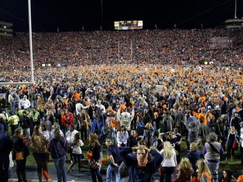 SEC Fines Schools for Rushing Field, Using Cowbells