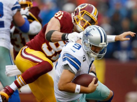 Report: Tony Romo Done for Season