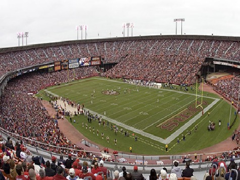 Police: 30 Arrests During Last Game at Candlestick