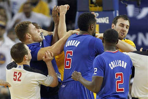 NBA: Blake Griffin Shouldn't Have Been Ejected