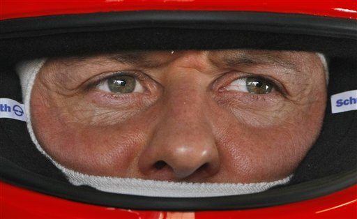 Doctor: F1 Racing Great Schumacher 'Fighting for His Life'