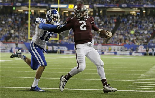 Chick-fil-A Bowl: Johnny Football Dazzles, Leads Aggies to Comeback
