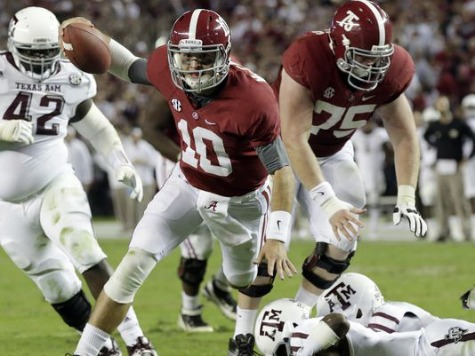 Alabama-Texas A&M: Five Things to Watch