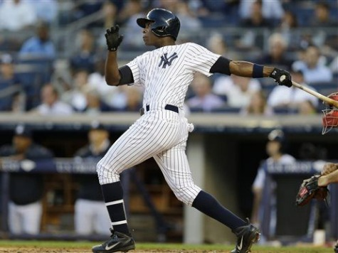 Soriano's 2 HRs, 7 RBIs Help Yankees Rout Angels