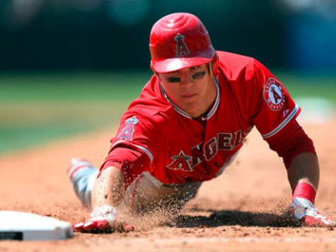 Mike Trout, Clayton Kershaw Win MVP Awards