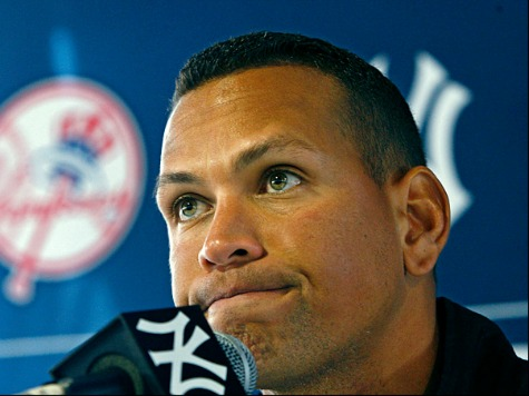 Report: MLB Has Evidence A-Rod Used PEDs Every Year Since '09