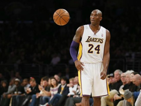 Kobe Bryant Promotes Obamacare, Says Obama Could Make Lakers Roster