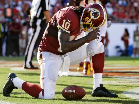 RG3 Bonds, Prays with Mom Every Week During Football Season