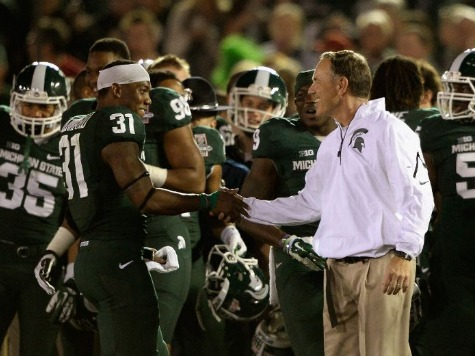 Sparty Wins 100th Rose Bowl: Michigan St Stonewalls Stanford's Back-to-Back Bid
